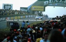 Matra 670C Pescarolo-Larrousse, photo. Winners Le Mans 1974